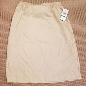 Women's Linen Color Alfred Dunner Career Casual
